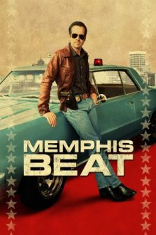 Cover der TV-Serie Memphis Beat