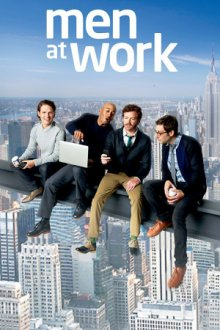 Cover der TV-Serie Men at Work