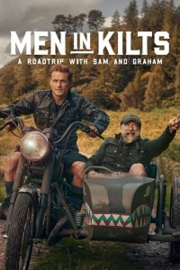 Cover Men in Kilts: A Roadtrip with Sam and Graham, Poster Men in Kilts: A Roadtrip with Sam and Graham, DVD