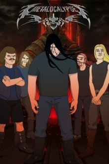Cover der TV-Serie Metalocalypse