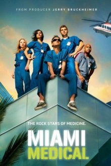 Cover der TV-Serie Miami Medical