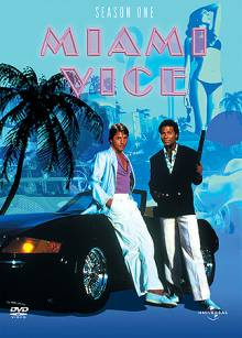 Cover der TV-Serie Miami Vice
