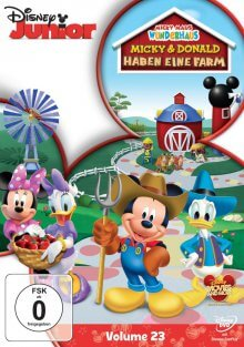 Cover der TV-Serie Micky Maus (2013)