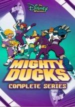 Cover von Mighty Ducks - Das Powerteam (Serie)