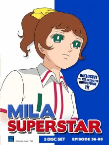 Cover der TV-Serie Mila Superstar