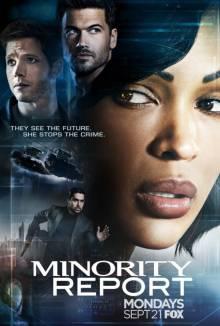Cover von Minority Report (Serie)