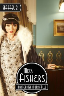 Cover der TV-Serie Miss Fishers mysteriöse Mordfälle