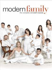 Cover der TV-Serie Modern Family