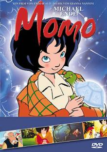 Cover der TV-Serie Momo