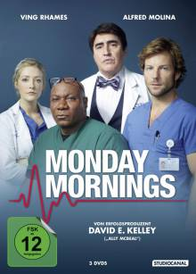 Cover der TV-Serie Monday Mornings