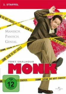 Cover der TV-Serie Monk