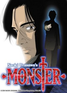 Cover der TV-Serie Monster