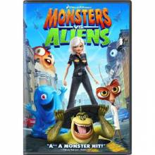 Cover der TV-Serie Monsters vs. Aliens