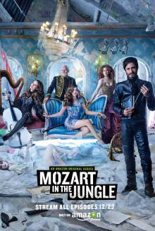 Cover der TV-Serie Mozart in the Jungle