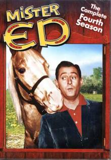 Cover der TV-Serie Mr. Ed