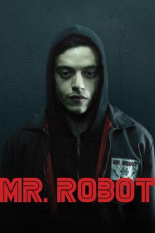 Cover der TV-Serie Mr. Robot