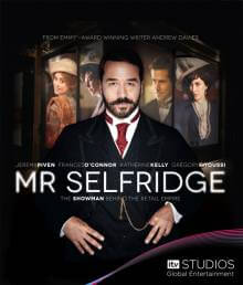 Cover der TV-Serie Mr Selfridge