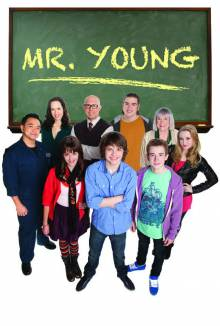 Cover der TV-Serie Mr. Young