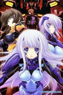 Cover der TV-Serie Muv-Luv Alternative: Total Eclipse