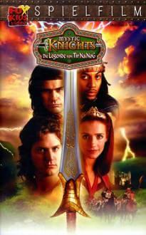 Cover von Mystic Knights - Die Legende von Tir Na Nog (Serie)