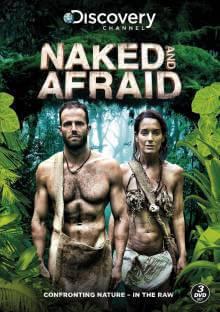 Cover von Naked Survival - Ausgezogen in die Wildnis (Serie)
