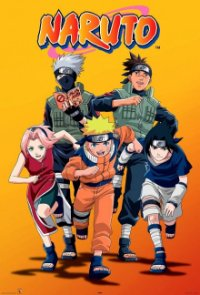 Cover Naruto, TV-Serie, Poster