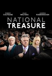 National Treasure Serien Cover