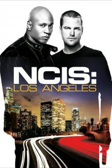 Cover der TV-Serie Navy CIS: L.A.