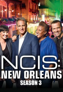 Cover von NCIS: New Orleans (Serie)