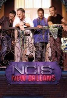 Cover der TV-Serie NCIS: New Orleans