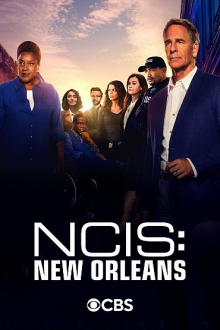 NCIS: New Orleans, Cover, HD, Serien Stream, ganze Folge