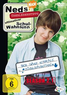 Cover der TV-Serie Neds ultimativer Schulwahnsinn