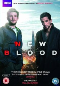 New Blood Serien Cover