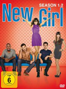 Cover von New Girl (Serie)