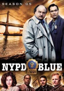 Cover der TV-Serie New York Cops – NYPD Blue