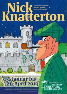 Cover von Nick Knatterton (Serie)