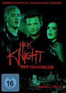 Cover von Nick Knight - Der Vampircop (Serie)