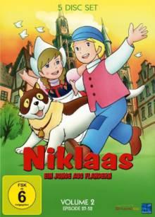Cover von Niklaas, ein Junge aus Flandern (Serie)