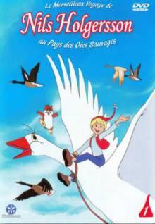 Cover von Nils Holgersson (Serie)