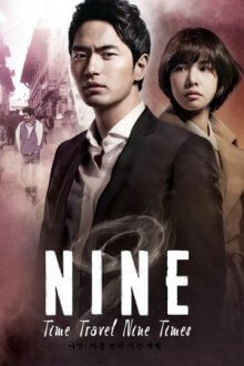 Cover von Nine: 9 Times Time Travel (Serie)