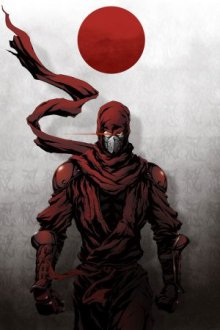 Cover der TV-Serie Ninja Slayer From Animation