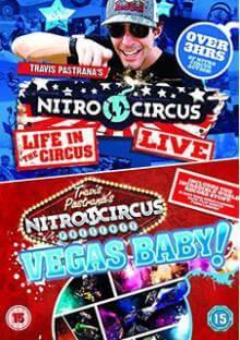 Cover von Nitro Circus Live (Serie)
