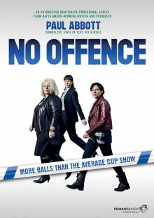 Cover der TV-Serie No Offence