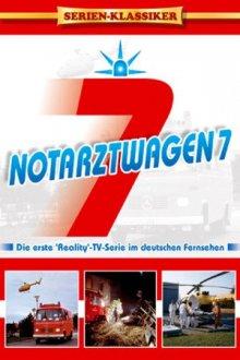 Cover von Notarztwagen 7 (Serie)