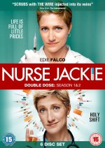 Nurse Jackie Serien Cover