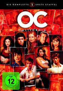 Cover von O.C., California (Serie)
