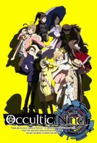 Cover der TV-Serie Occultic;Nine