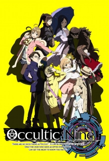 Cover von Occultic;Nine (Serie)