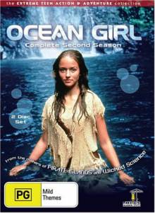 Cover der TV-Serie Ocean Girl