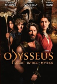 Cover der TV-Serie Odysseus - Macht. Intrige. Mythos.